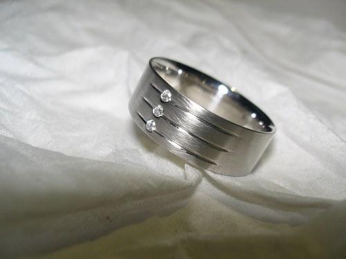 snubní prsteny M1