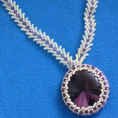 náhrdelník s přívěskem