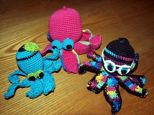 Chobotničková rodinka