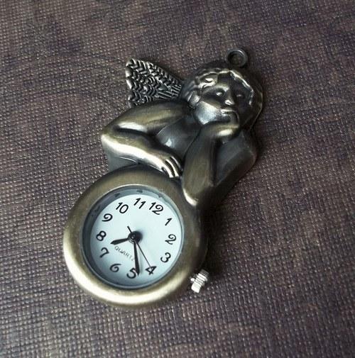 Vintage hodinky andílek