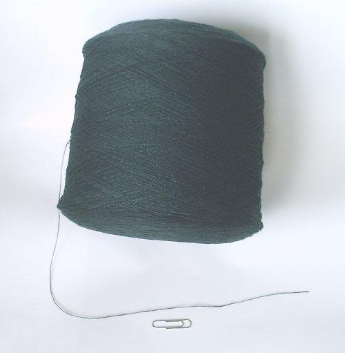 Bavlna černá