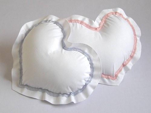Obliečka srdce CECIL midi