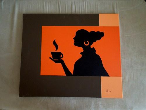pozvání na kávu