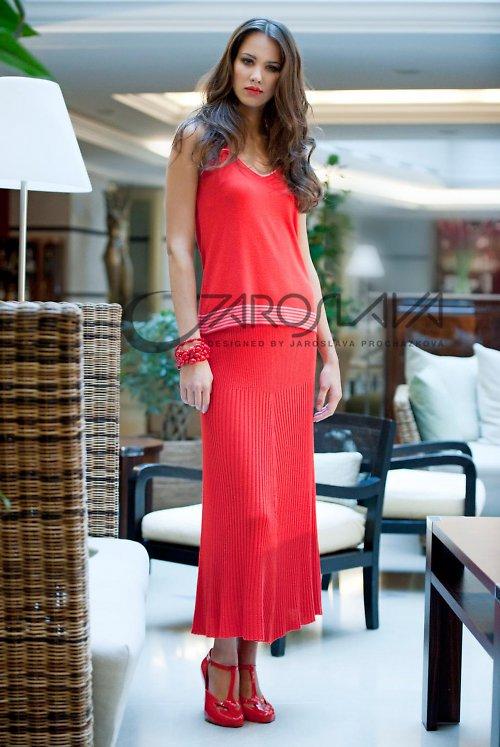 Dlouhá sukně 260 - SLEVA