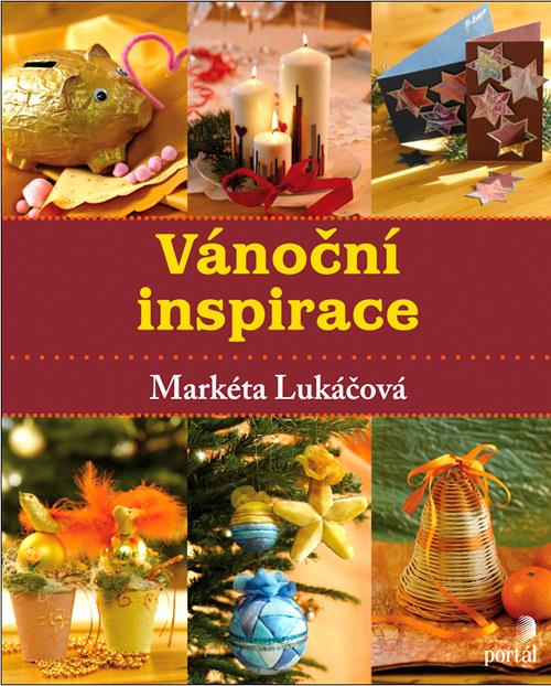 Kniha VÁNOČNÍ INSPIRACE, M.Lukáčová