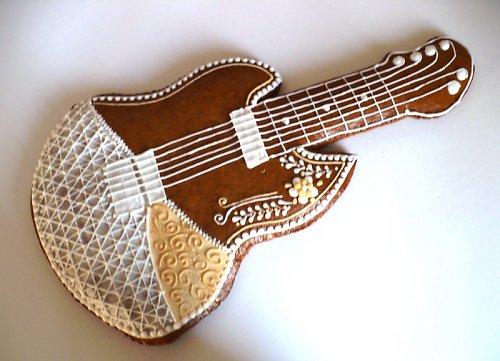 perníková kytara