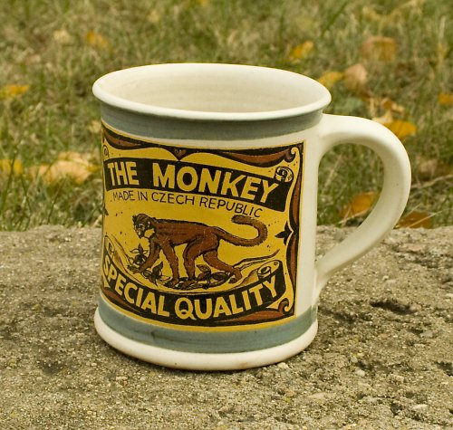 Hrnek Monkey