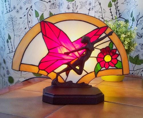Tiffany lampa vz. 131 (35x25cm)