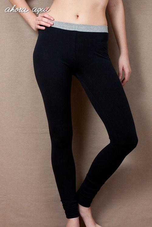 YOGA LEG BLACK
