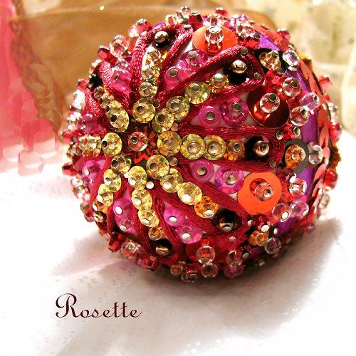 Rigel - dekorační koule