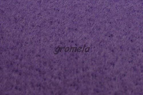 Tmavě fialový filc 1,5 mm - 47