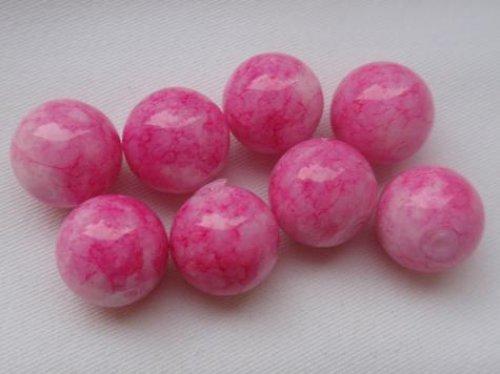 Kraklované kuličky č. 5 - 6 mm