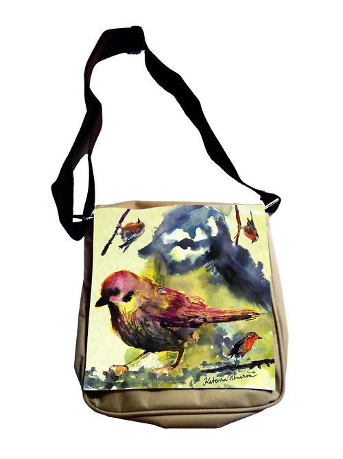 Ptačí  - Kabelka Klasicka