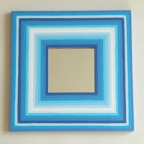 Modré zrcadlo