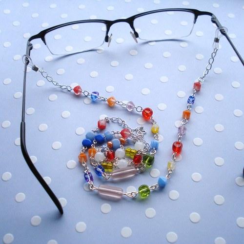 Řetízek na brýle