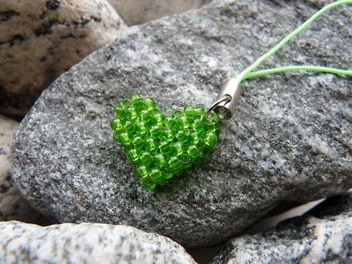 Srdíčko zelené