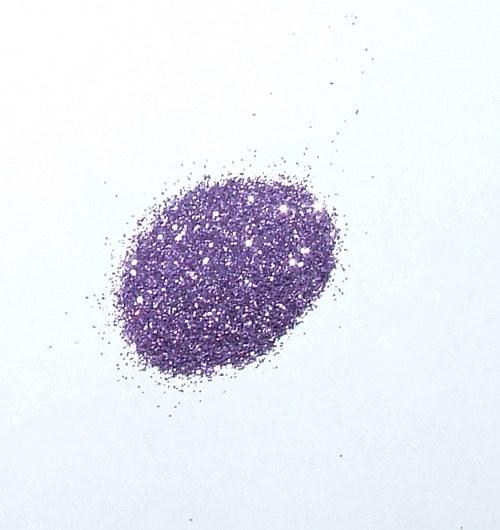 Třpytivý prach lila-stříbrný #18  4gramy