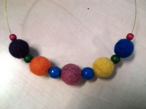 ...barevné kuličkování...I