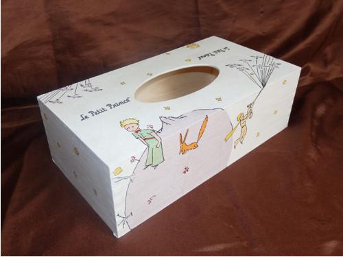 Krabička na kapesníky Malý princ