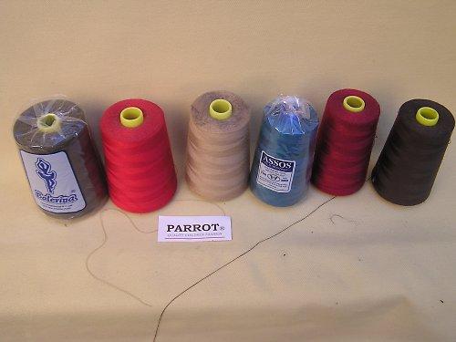 Šicí nitě návin 5000m - PARROT®  výprodej 3.část