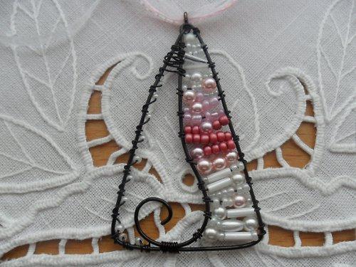 Pink Love - náhrdelník