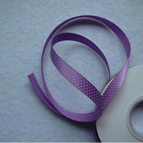 Stužka tečky 10 mm