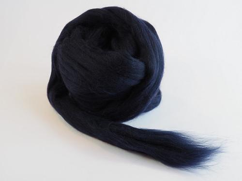 Španělská ovčí vlna - tmavě modrá 10g