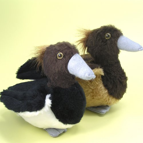 Rodinka Chocholaček  - autorská hračka