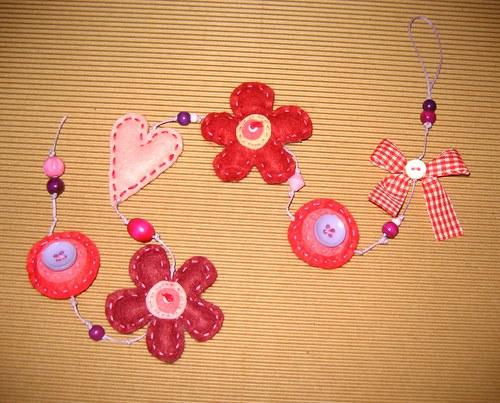 dekorace květina