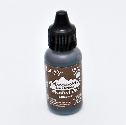 Adirondack alkoholový inkoust / Espresso