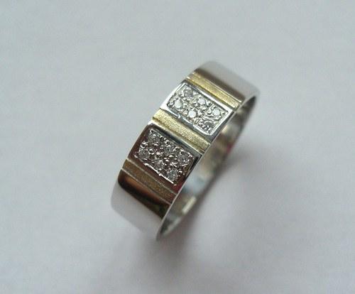 snubní prsteny M22