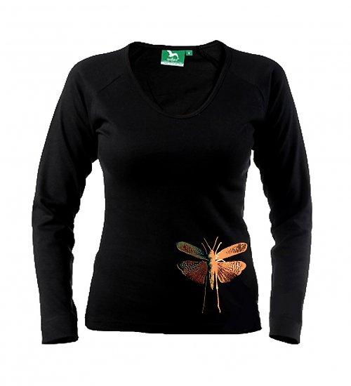 Designové dámské triko ,,Koník,,