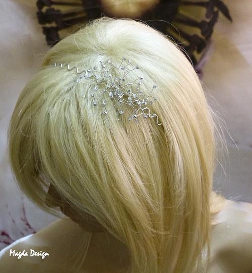 Čelenka Divine Crystale
