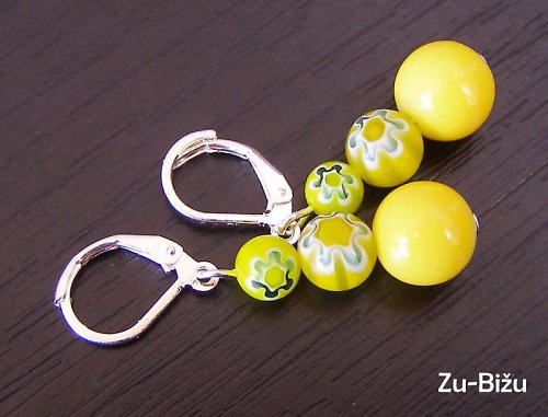 Žlté guličky :)