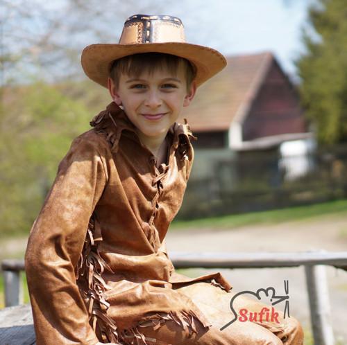 Kovbojský kostým Old Shatterhand