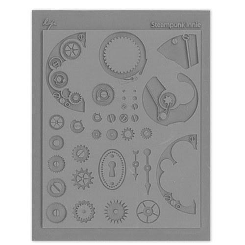 Textura Steampunk Innie