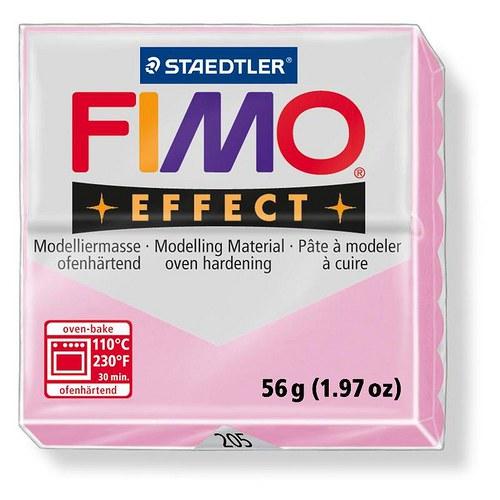 Fimo effect pastelová růžová 205
