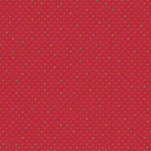 Papír Red Multidot