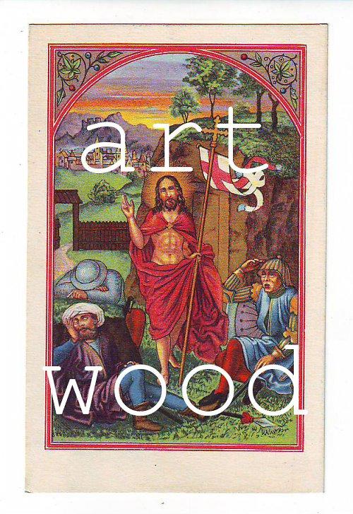 JEŽÍŠ pohlednice č. 584