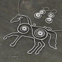 Irský koník - sada