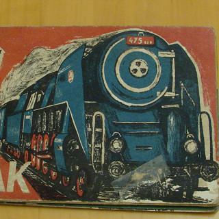 Kniha - Vlak