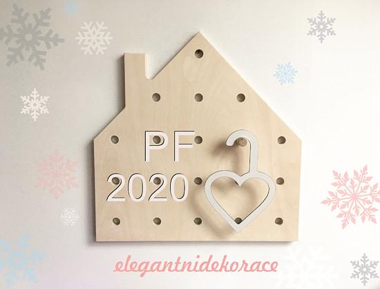 Krásný nový rok 2020 ED