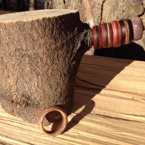 Dřevo a Suk
