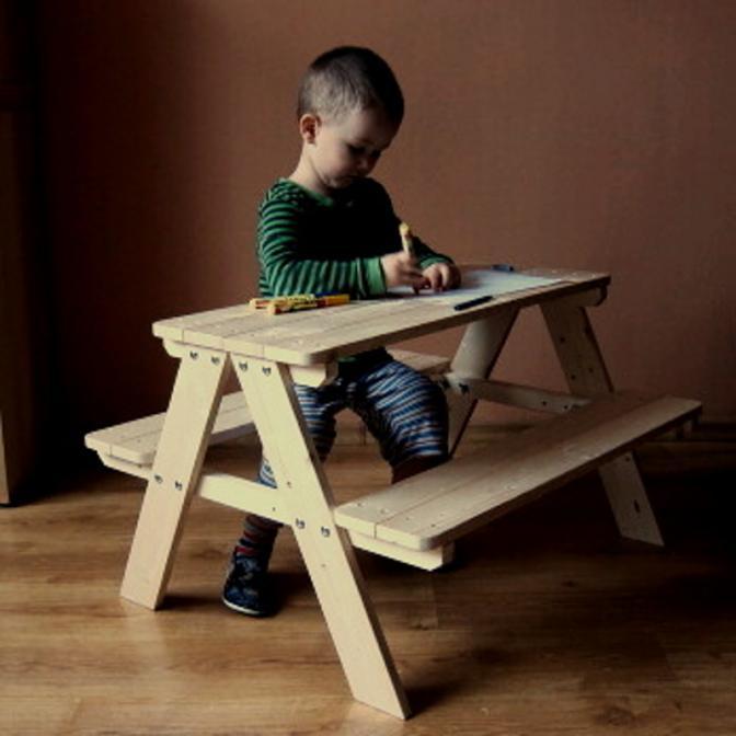 Stela lavice pro děti