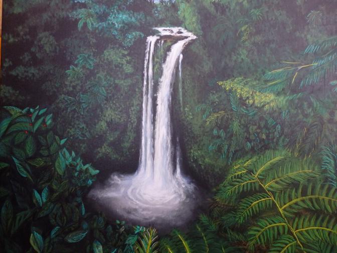 Velky vodopad