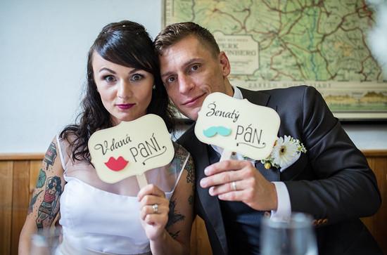 fotocedulky svatební