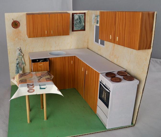Hotová kuchyně