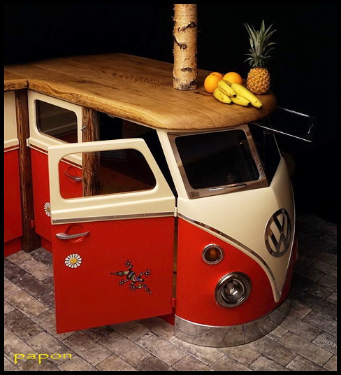 hippie steampunk design kitchen papon furniture