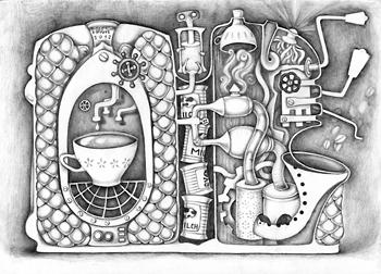 Magická Kafárna