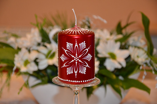 Kategorie svíček